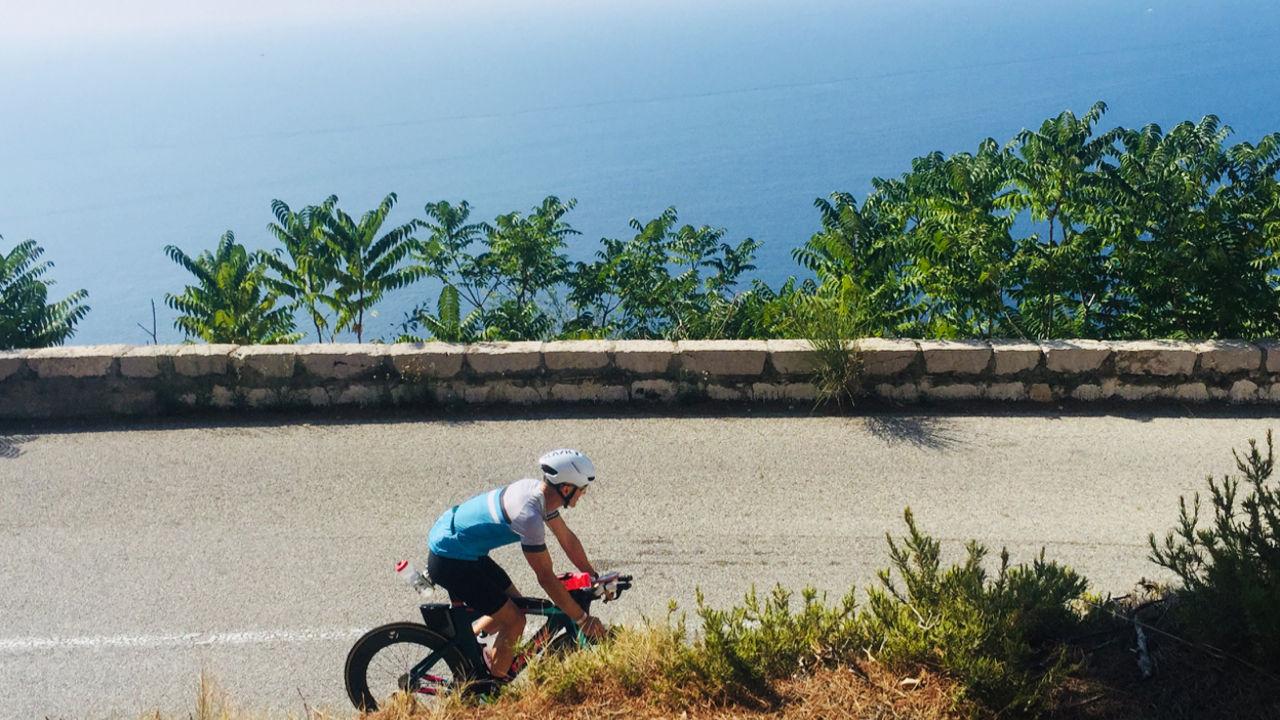 Bicycle Tour Col d'Eze