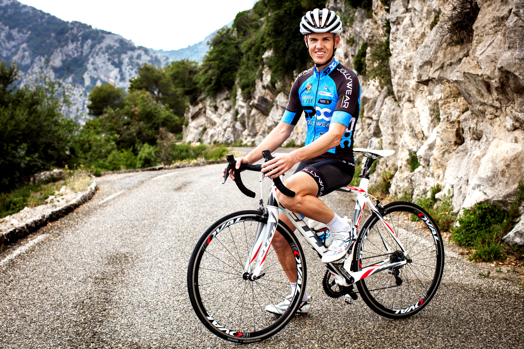 Private personalised guided cycling tours Nice, Col d'Eze, La Madone, Col de Braus and more