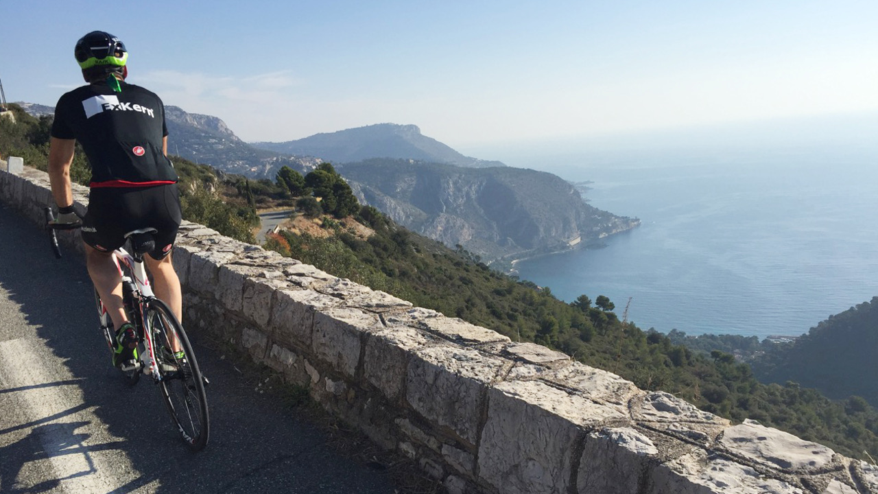 Bicycle Tours French Riviera